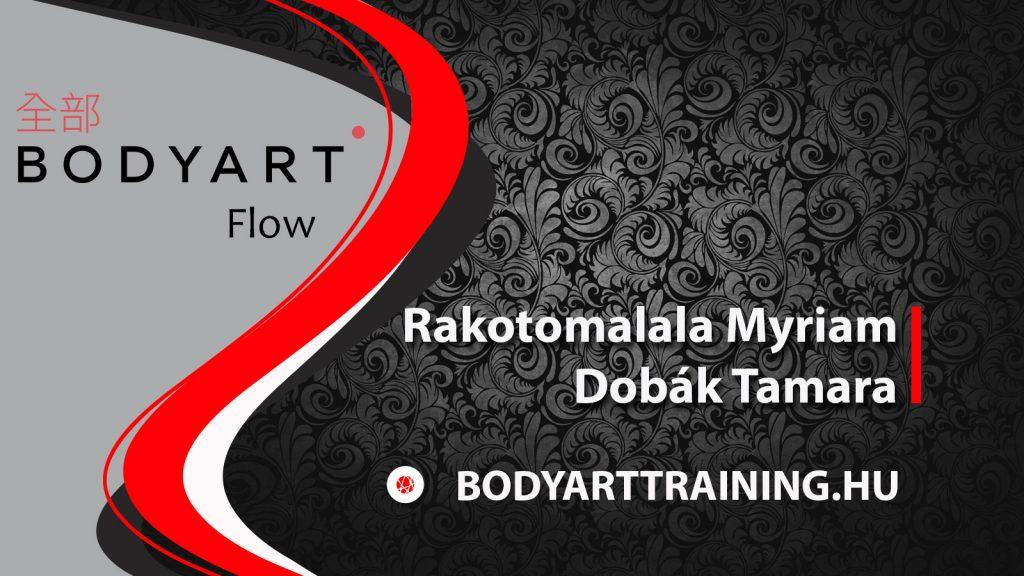 BODYART flow – Rakotomalala Myriam, Dobák Tamara