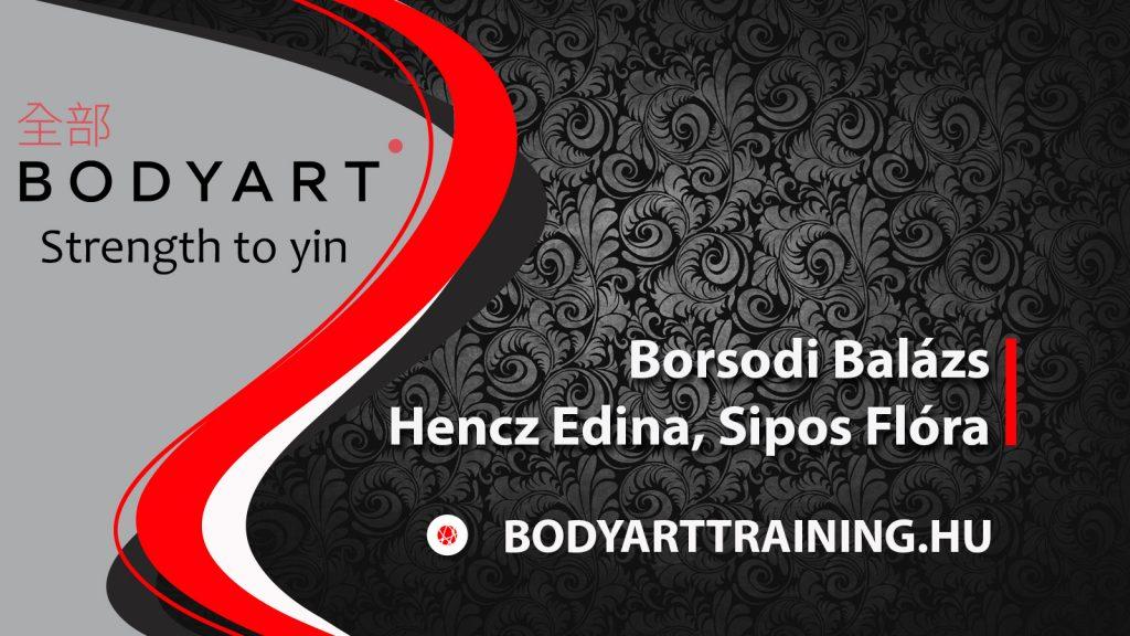 BODYART Strength to yin – Borsodi Balázs, Hencz Edina, Sipos Flóra